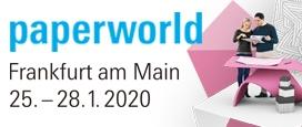 Paperworld: 25-28 January 2020, Frankfurt