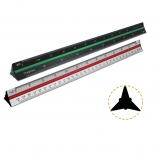Aluminium Triangle Ruler